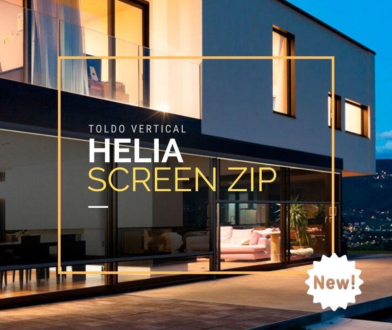 Cortina exterior Helia Screen Zip